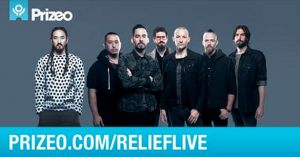 Relief Live | 10 Anos de Music For Relief