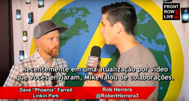 Festival Power the World com Entrevista de Phoenix